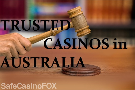 Australian reliable web casino sites