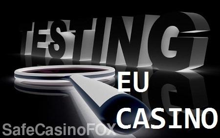 European trusted online casino sites